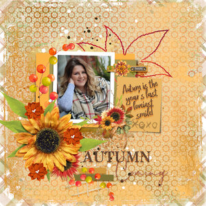 Featuring: The Autumn Template and Miracle of Autumn