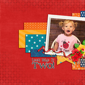 Look Who Is Two!