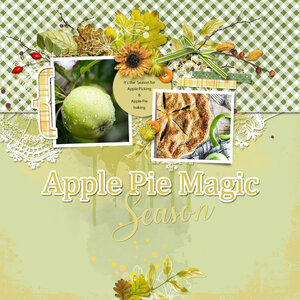Apple Pie Magic