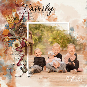 Family is a Blessing