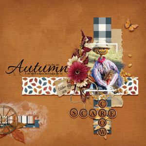 Featuring: Autumn Blessings