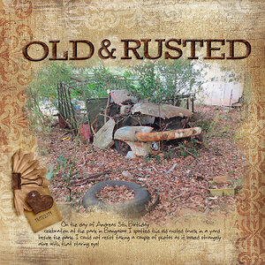 Old and Rusted