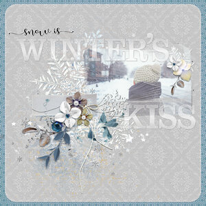 Winter's kiss - Snow