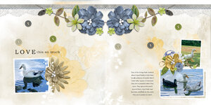 Featuring: Simply Blended Templates