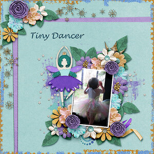 Our Tiny Dancer Gallery Size