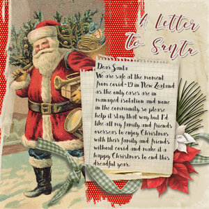 Newsletter challenge_letter to santa