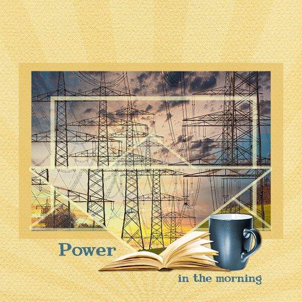 Power in the Morning  WW 2/14