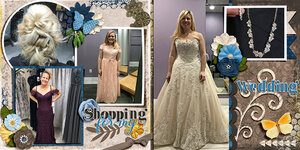 Shopping for my Wedding