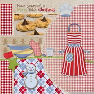 Featuring Scrap-It Monthly and Christmas Collection
