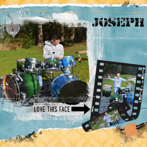 Joseph and His Drums