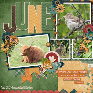 June - Nature is calling
