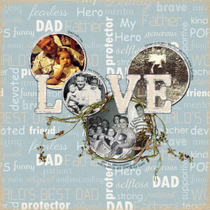 Tuesday Challenge 6/15/21 Dad