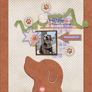 Featuring: My Little Puppy Templates
