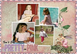 tuesday challenge pink
