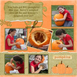 page one pumpkin carving
