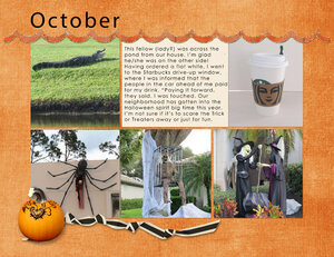 October Project Life