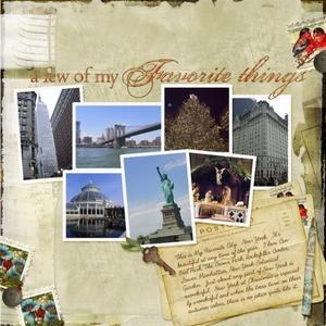 for Carol - New York, New York