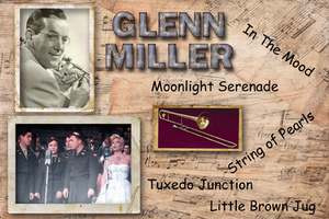 Glenn Miller -- Day 18  Sound of Music Page One