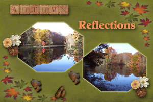 Day 11 -- Quiet Reflections Page One