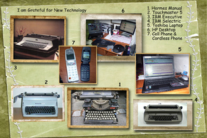 Day 6 -- New Technology