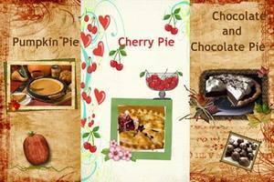 Week Two Day 12 -- Three Favorite Foods