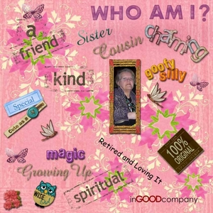 Day 14 -- Who Am I?