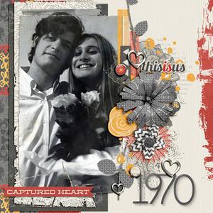 1970 Me And rick