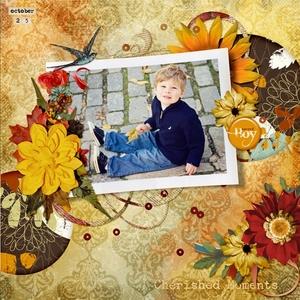 2011-10-25 cherished moments