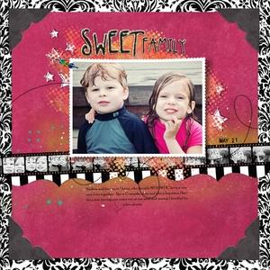 2011-5-21 sweet family