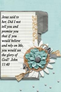John 11 40