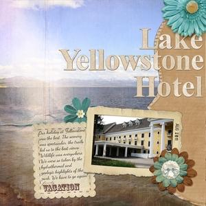 Lake yellowstone Hotel (Sept Club)