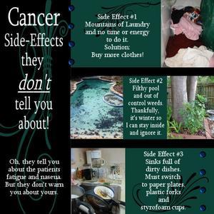 Cancer Caretaker's Side Effects
