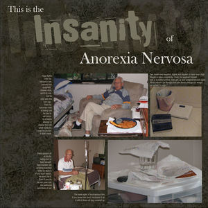 Anorexia Nervosa in the elderly