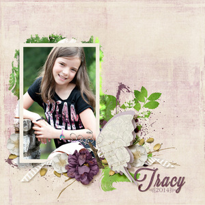 Tracy Growning Up