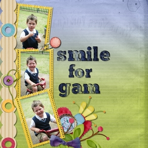 Joyous Coll. - Smile for Gam