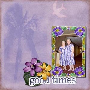 10/14 - Good Times