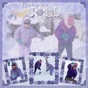 Snow Day Fun!!