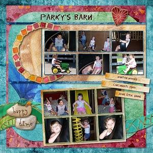 Parky's Barn 1