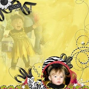 Oct Costume Contest