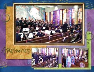 USAFA Cadet Catholic Choir Concert, p.2. of 2