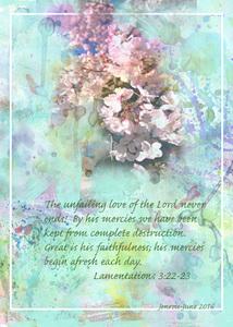 June Faith cards