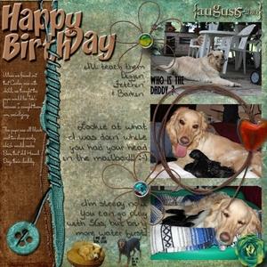 2010_08_05 Thursday Recipe _ Happy Birthday