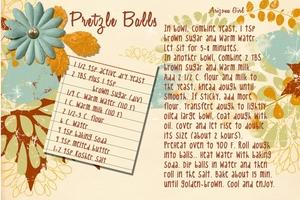 Oct: Pretzel Balls