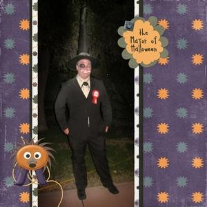 Mayor of Halloween