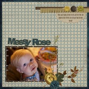 Messy Rose