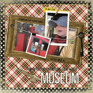 April SG club: Museum