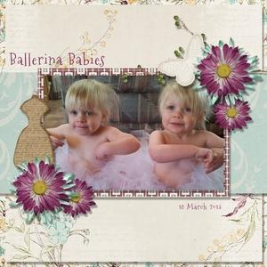 Ballerina Babies