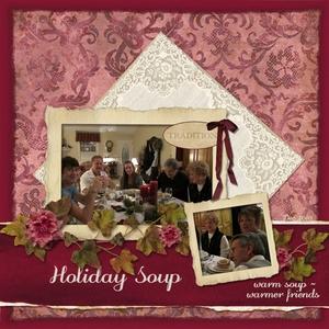 Holiday Soup '11-Sept SGClub
