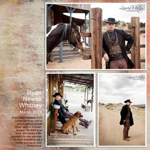 Ryan the cowboy Right