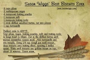 Best Biscuits Ever!